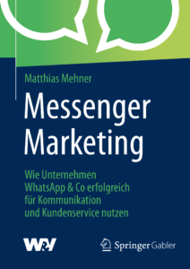 Messenger Marketing Fachbuch