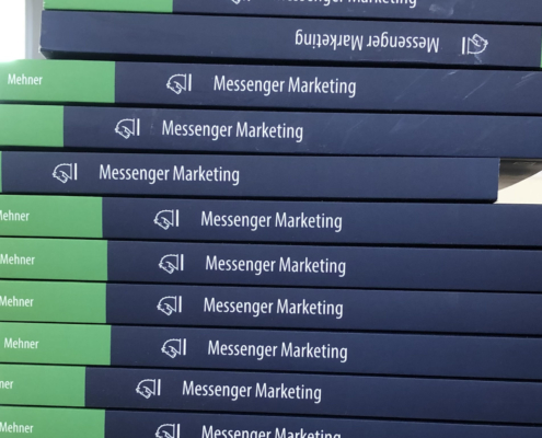 Messenger marketing buch experte