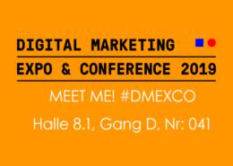 Messenger und WhatsApp Experte Matthias Mehner auf der DMEXCO19