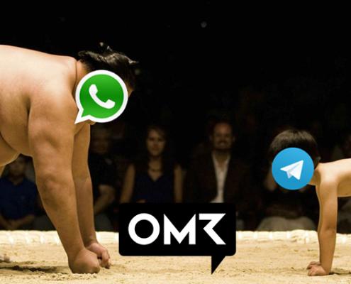 WhatsApp alternative telegram mehner