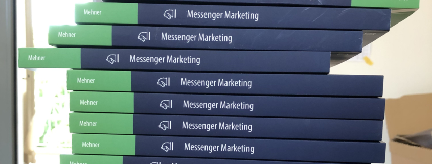 Messenger marketing buch experte