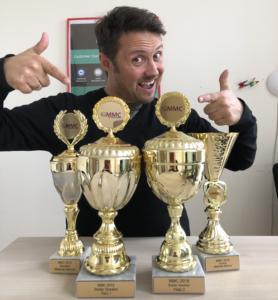 Matthias Mehner best Speaker 2019