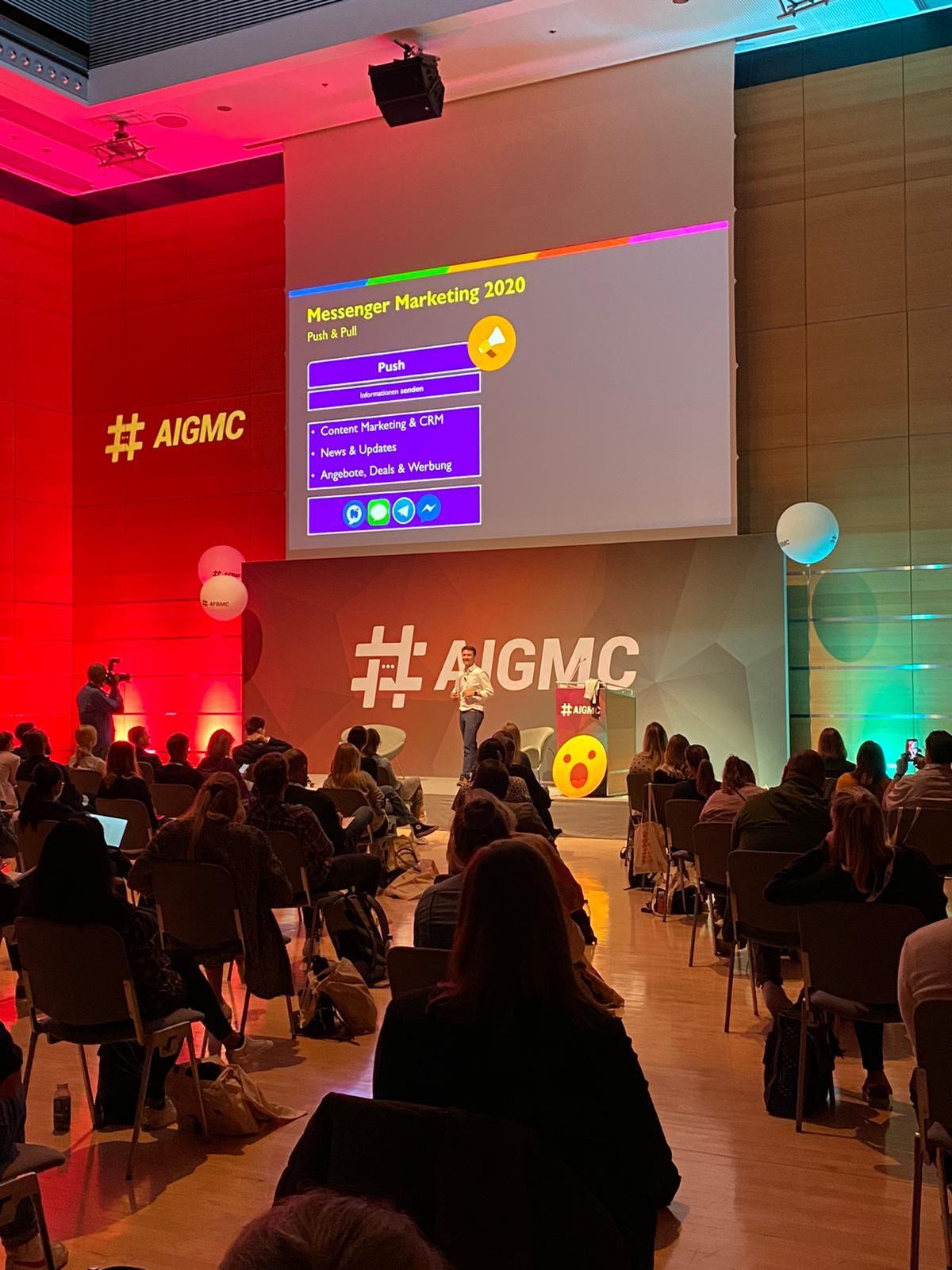 Matthias Mehner Messenger Matze AFBMC 2020