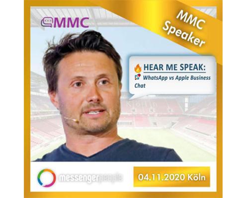 Titel MMC 2020 Matthias mehner Speaker Messenger Marketing