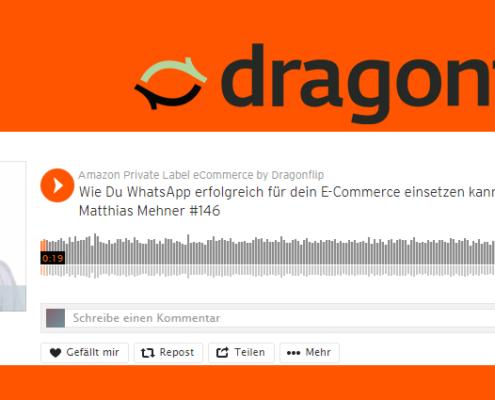 dragonflip_podcast_WhatsApp im E Commerce